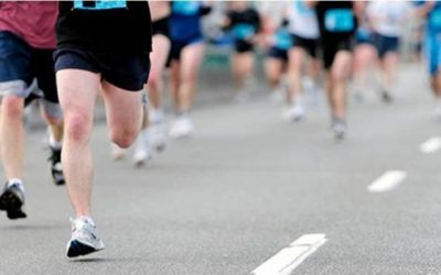 El Entrenamiento de hoy: subidas. Protege tus rodillas