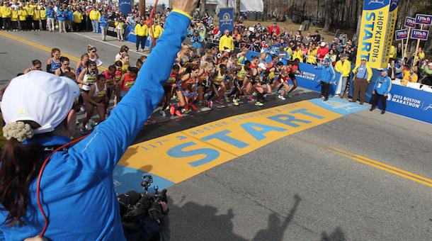 Cómo clasificar al Maratón de Boston 2021