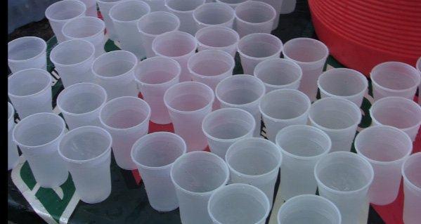 La hidratación en carreras de fondo
