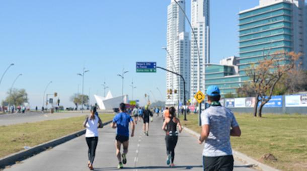 Maratón de la Bandera: Corre en la cuna de la bandera (Arg)