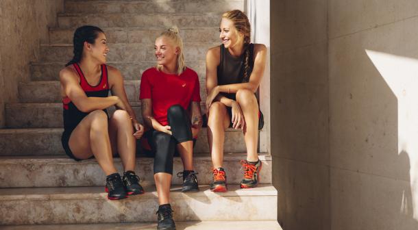 Fastinistas, una nueva comunidad de mujeres corredoras