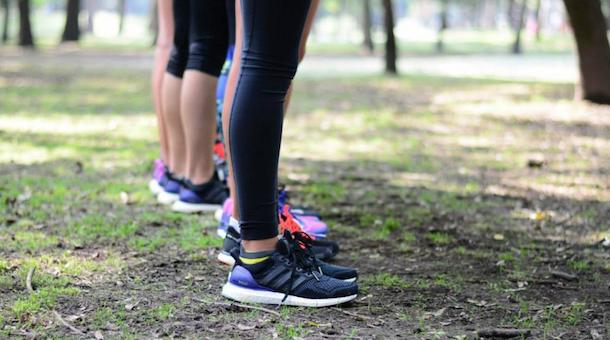 Motívate con las rutas propuestas por las runners del momento