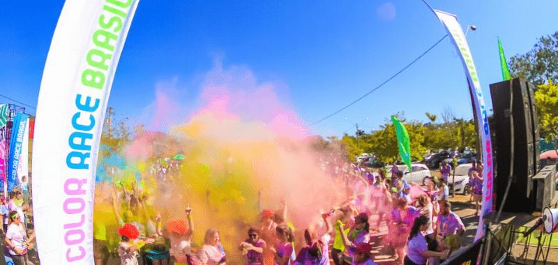 Carreira das cores