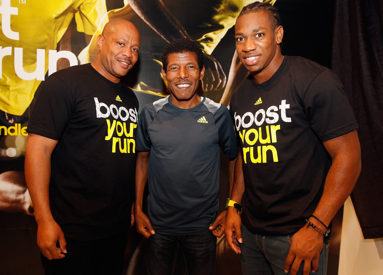 Haile, Maurice y Yohan