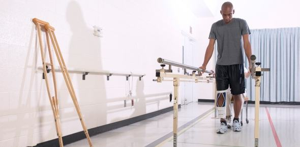 Volver al Running después de una cirugía de rodilla