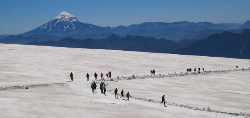O cruze dos vulcões, 100 quilómetros de pura adrenalina…