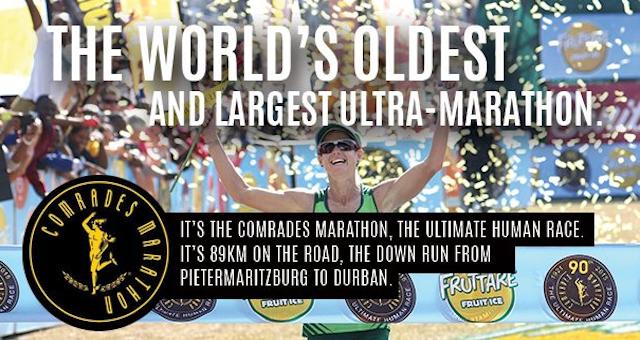 Maratón de Comrades: Tradición Sudafricana