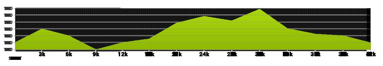 Las Flores 42K alt