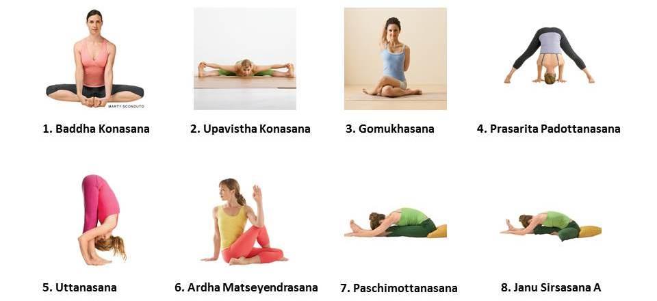 Rutina Yoga 8