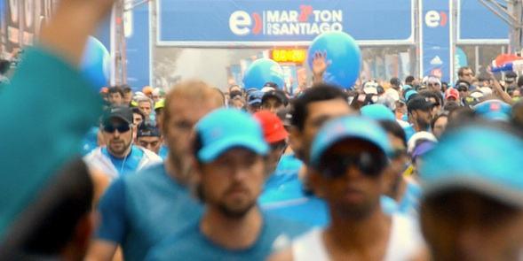 Anunciados élites para el Maratón de Santiago 2015 (Chi)