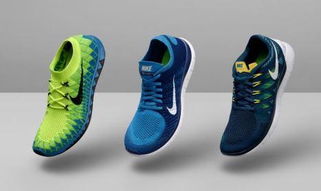 Nike presenta las nuevas Nike Free Flyknit 3.0