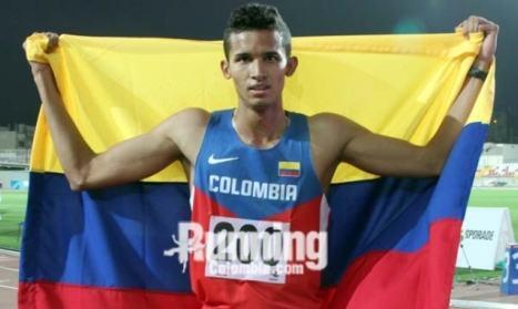 Oro, Oro, Oro, tres oros de Colombia en el Ibero 2014