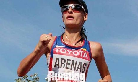 Récord nacional de Lorena Arenas y tres platas en el Ibero 2014