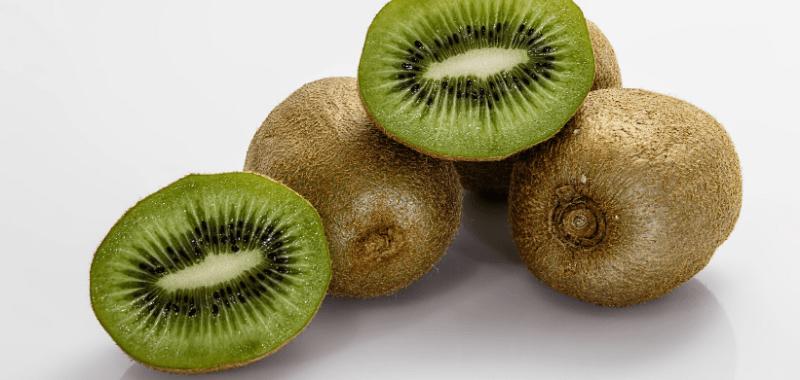 ¿Sabías que el kiwi tiene un alto contenido de potasio?