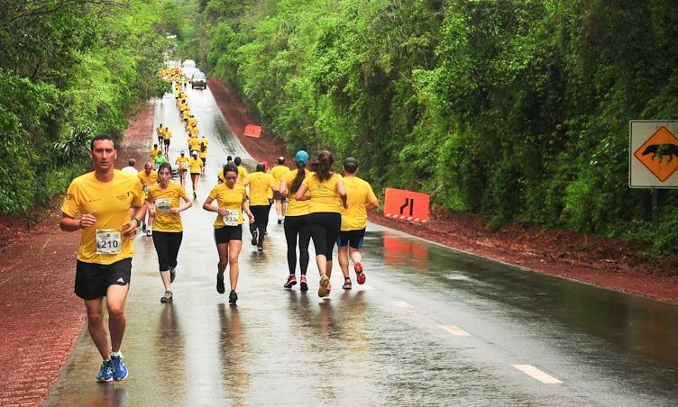Medio Maratón de Iguazú 2014