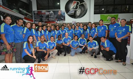 GCP estrena uniforme para su club