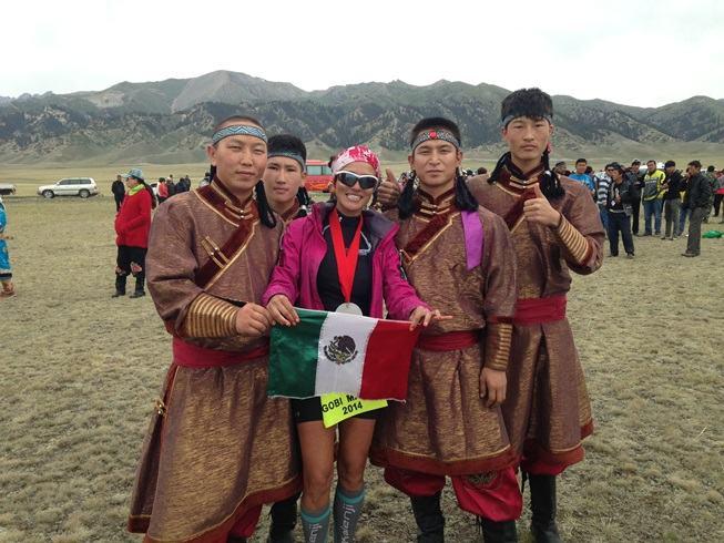 Breiter en Gobi