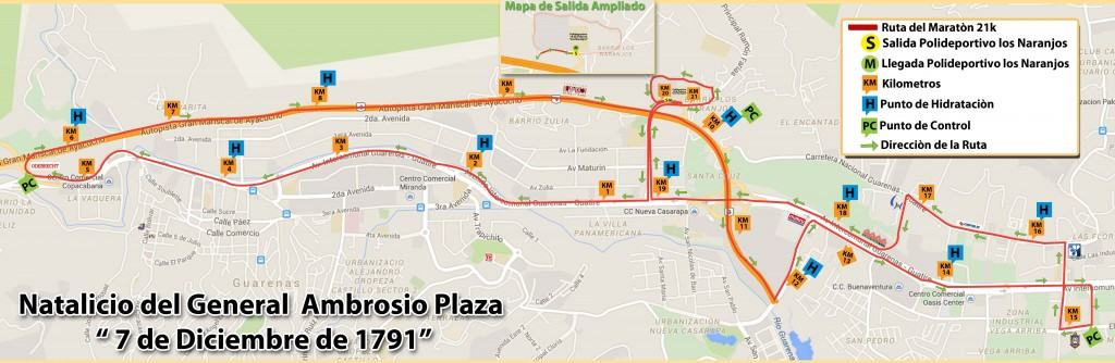 mapa maraton 21k(1)