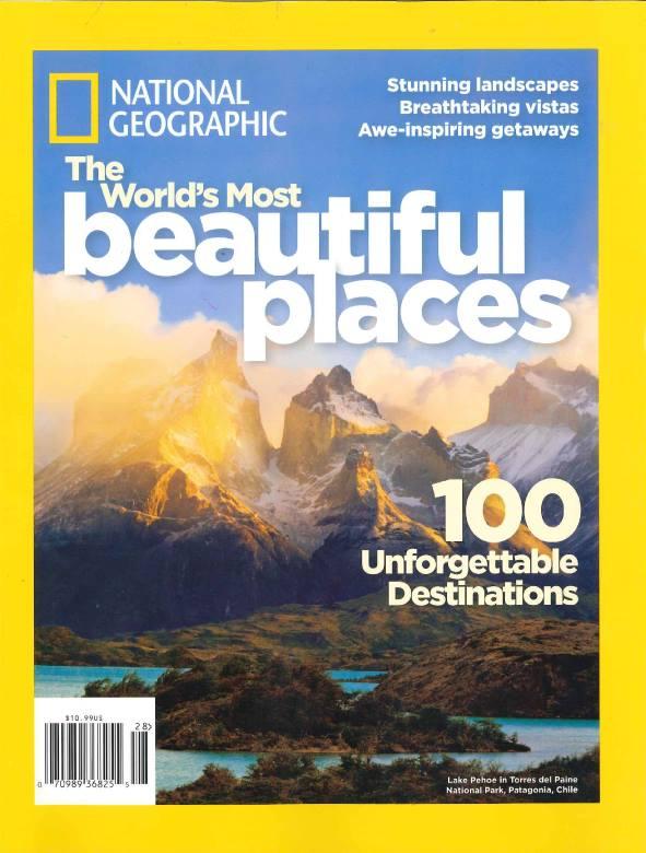 Torres del Paine en National Geographic