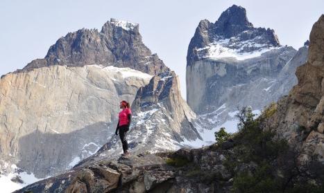 El ícono de la Patagonia Chilena abre sus puertas al trail (Chi)