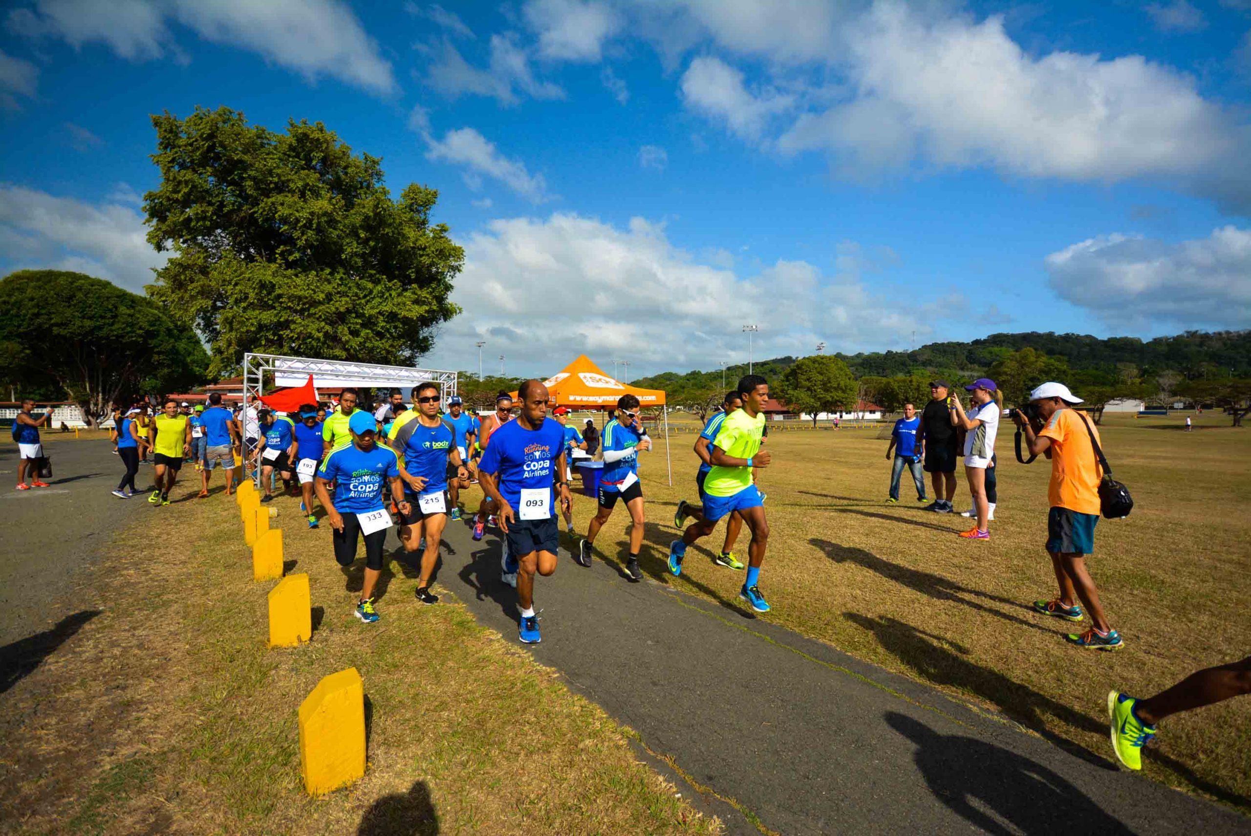 Copa Airlines realiza Carrera Caminata 3k