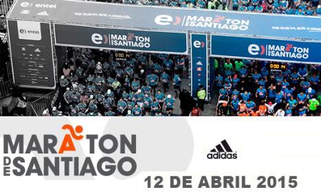 ¡Conoce los detalles del Maratón de Santiago 2015!