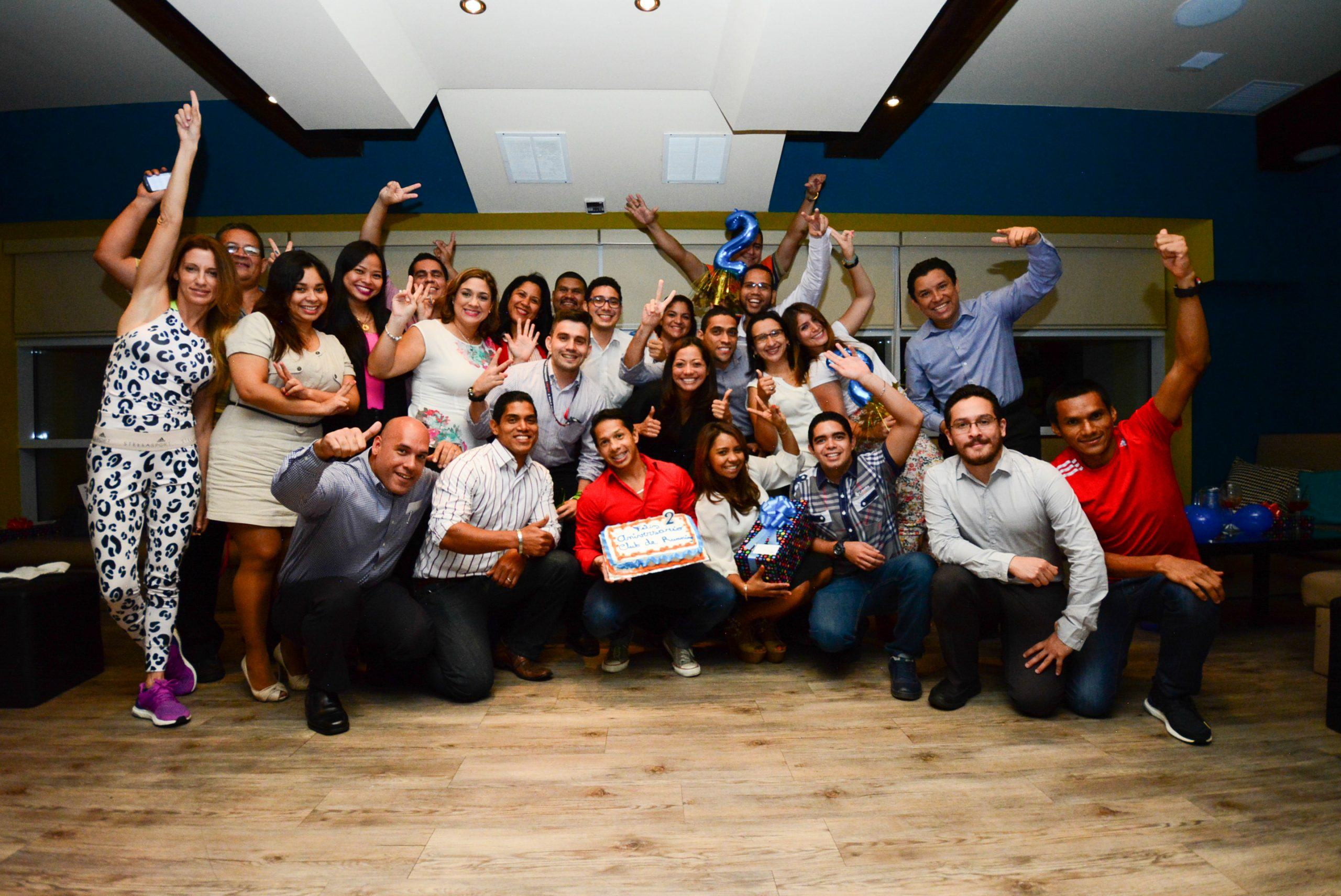 Club de Copa, celebró su 2do Aniversario