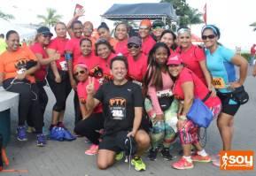 Runners en la Media Internacional de Panamá 2015