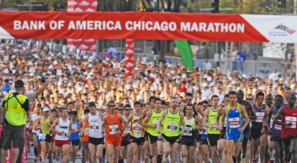 Maratón de Chicago ¡Conócelo!