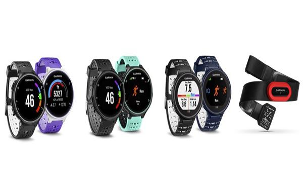 Relojes Garmin para entrenamientos más inteligentes