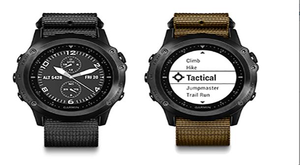 Conoce el reloj Tactix Bravo de Garmin