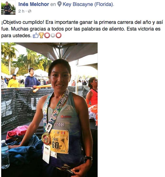Peruana Inés Melchor comparte su historia en Vimeo por el mes de la mujer