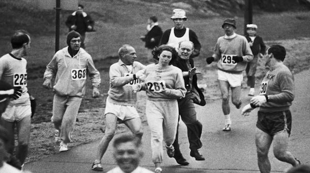 Kathrine Switzer: Una mujer que hizo historia