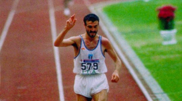 Cerrada final: Maratón Olímpico Seúl 1988