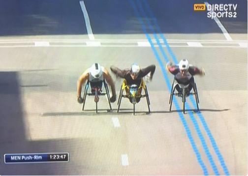Final silla de ruedas masculina Boston 2016