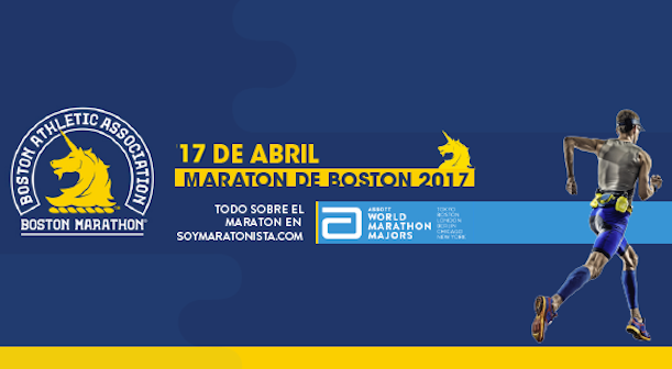 Infografía Maratón de Boston 2017