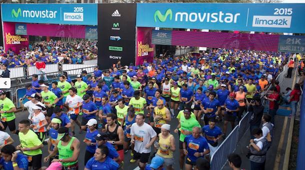 Todo listo para el Maratón de Lima 2016