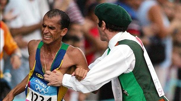 El maratón regresa a Atenas: Juegos Olímpicos 2004