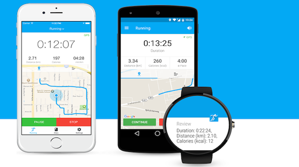 FITAPP aplicación para correr y cuidar tu peso
