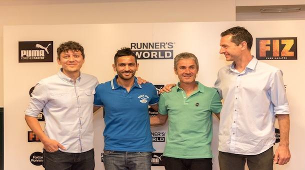 """Llega la película """"Fiz Puro Maratón"""" a la Argentina"""