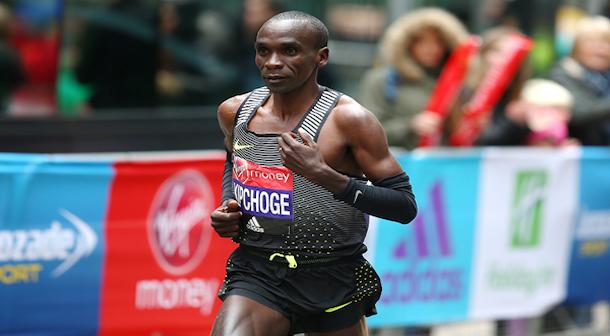 Kipchoge confirma su supremacía de cara a los Juegos Olímpicos