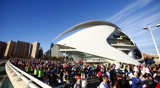 Medio Maratón Valencia presenta su nuevo recorrido más veloz