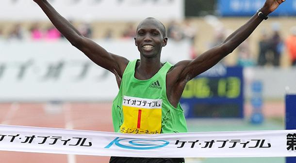 Kipsang lidera grupo élite para Maratón de Tokio 2017