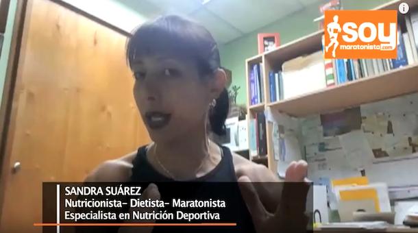 Video: Recomendaciones nutricionales después de una carrera o maratón