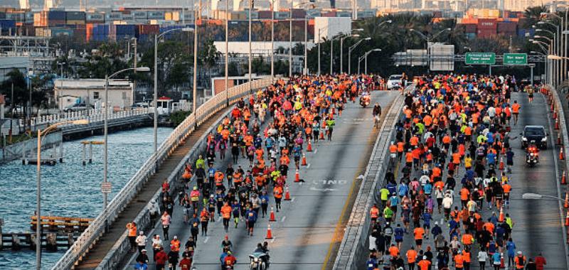 Recuperación psicológica después de una carrera o maratón