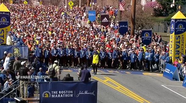 Inscripciones maratón Boston
