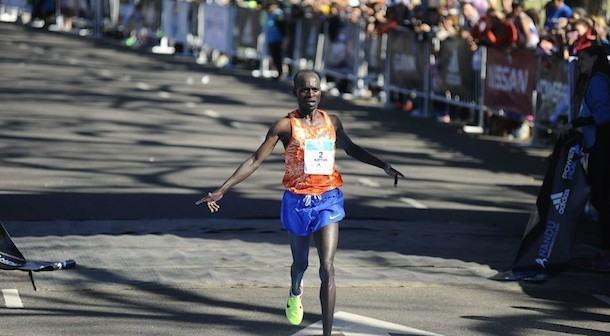 Keniano impone nuevo récord para los 42K de Buenos Aires 2017 (Arg)