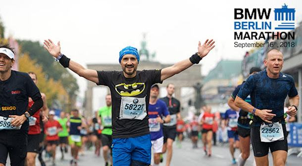 Maratón de Berlin 2018