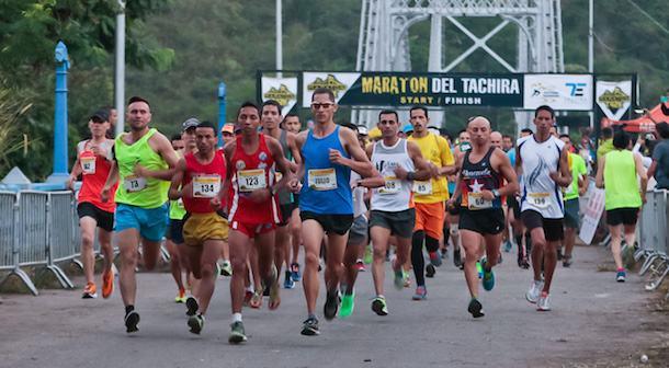 Maratón del Tachira T42K