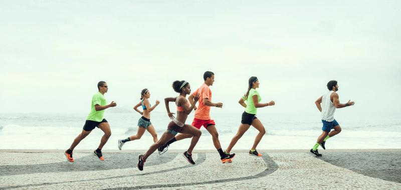Rutinas de entrenamiento para la semana de la carrera o maratón